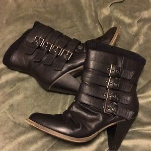 EUC Ankle Boots